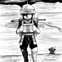 斬竜剣外伝・火の山-第4回。