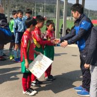 第五回PUMA CUP準優勝!