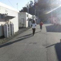 2016年11月12日(土)今週は熊耳で勉強&走りました!(三春の里学習サポート)