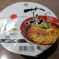 セブンプレミアム 蔦監修 カップ麺