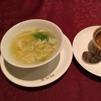 山形グランドホテル「桃花苑」(10)の中華風焼き肉のせご飯・980円☆