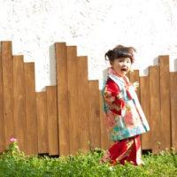 ☆3歳の七五三&1歳のバースデー☆ 神奈川県大磯町 スマイルシャトル