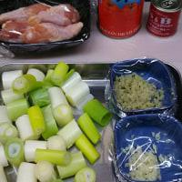 NHKきようの料理、ジンジャーチキンカレー作ります。