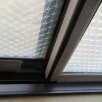 窓ガラスの断熱シートを貼ろう(2)