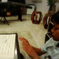 🌟リズムソルフェージュ Yesterday we played with children with rhythm solfège