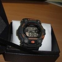 新規、腕時計購入