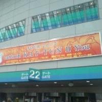 KAT-TUNツアー最終日。