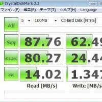 VAIO type P(店頭モデル)のHDDをSSDに換装する!(2)
