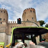 アルケオバスからの風景…ローマ
