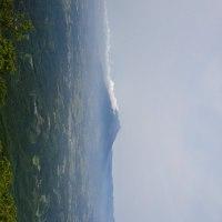 姫神山に…岩手一等三角点研究会