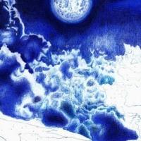 制作途中3 (月夜)