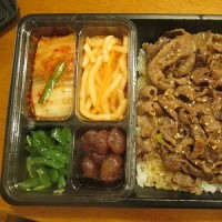 叙々苑の焼き肉弁当&石垣牛焼肉弁当