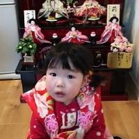 莉乃 初節句3月3日