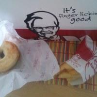 KFC(かなりファットになるチキン)