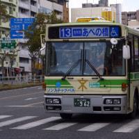 大阪市交通局 なにわか962・964