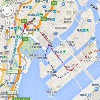オリンピック2020を機に、何故、ゆりかもめの豊洲と新橋をつないで、円環にしないのだろうか?