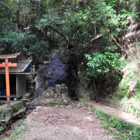 弁財天の滝(信貴山)