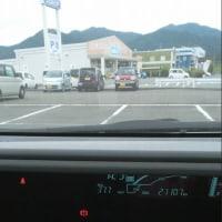 燃費アップのご報告!~トヨタ アクア~