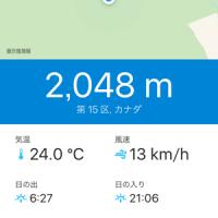 山と森と泉の国へ 【4日目後半】 2048mへ