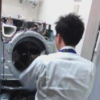 洗濯機 レンジ修理