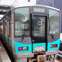 小浜線初乗車