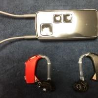 今日の補聴器