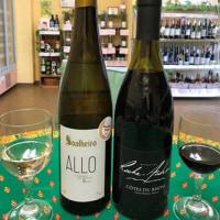 ポルトガルの白ワイン&フランス ローヌ地方の赤ワインが無料試飲できます!