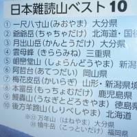 日本難読山ベスト10