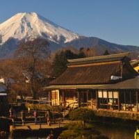今朝の富士山ライブカメラです。