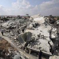 ハマスとイスラエルの停戦にあたって