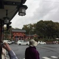 3月末の京都は寒かった