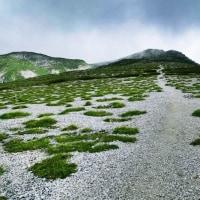 黒部源流の峰々 1日目 双六岳