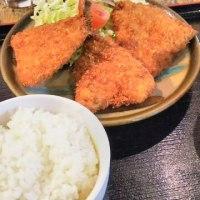 まんぷく食堂 アジフライ定食