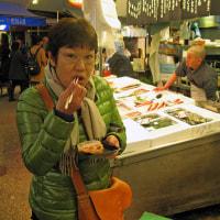 金沢・近江町市場
