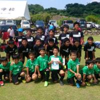和泊町交歓サッカー大会