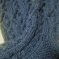 手編みの靴下Ⅱ