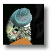 「帽子が似合うdog」