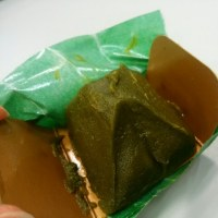 京都のお土産 お濃茶フォンダンショコラ「生茶の香」
