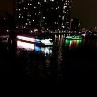 2016/10/22 屋形船