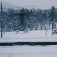 1月4日(水)のつぶやき★箱根駅伝はホカホカ陽気で信号無視危険情報もだが、北は流氷も着き雪の中ですね!★