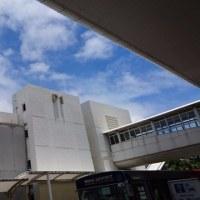 福岡空港から沖縄へ。