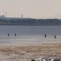 結城神社と阿漕(あこぎ)海岸