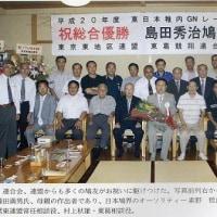 2008年東日本稚内GN1100K総合優勝祝賀会