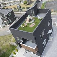 屋上庭園のある家~屋上庭園~