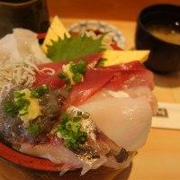 暑いので里美往復してから「みなと寿司」へ