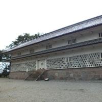 秋の遠征 昼に金沢城再訪つづき