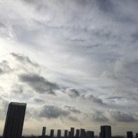 5/24の朝の空