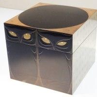 ミュージアム巡り 動物集合 日蝕蒔絵飾箱