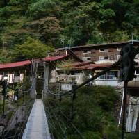桃の木山の家(大杉谷)