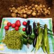 東京小作人の野菜作り